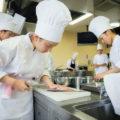 調理実習 4