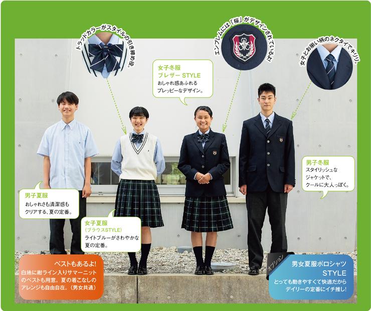 誠桜制服図鑑